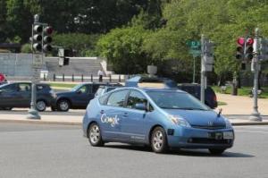 Google Car Driving